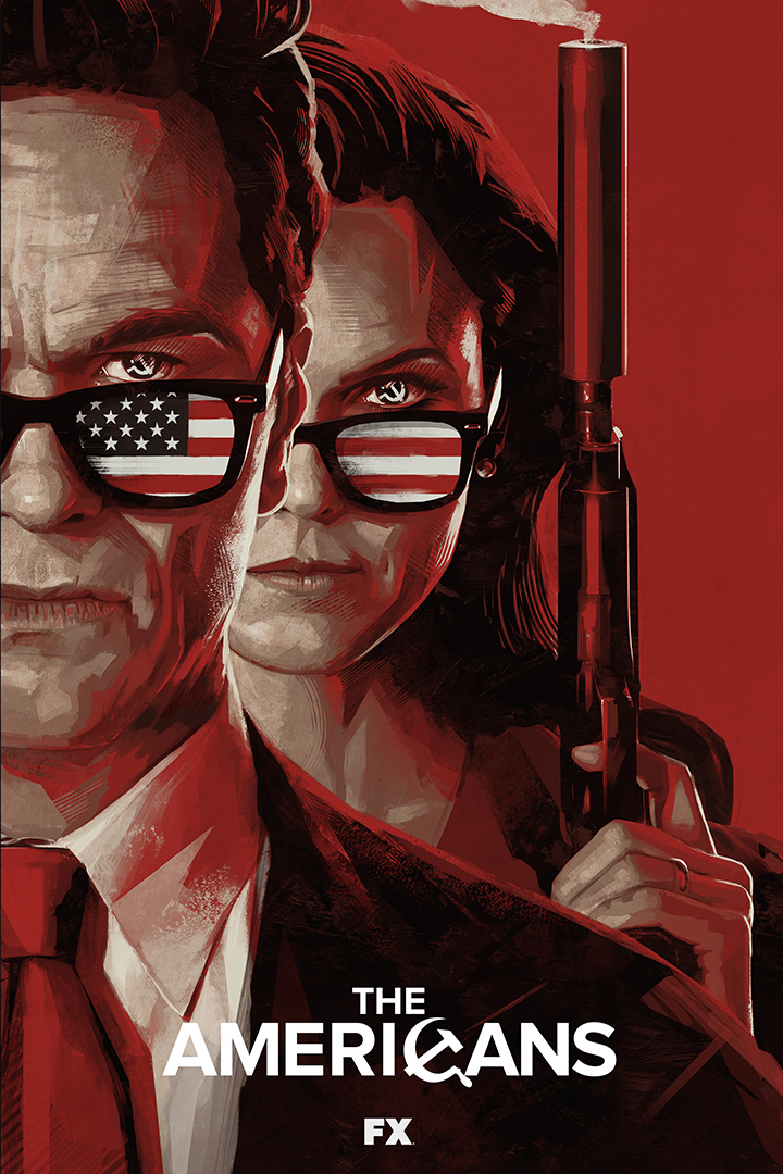 Watch Movie The Americans - Season 1