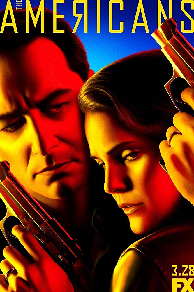Watch Movie The Americans - Season 6