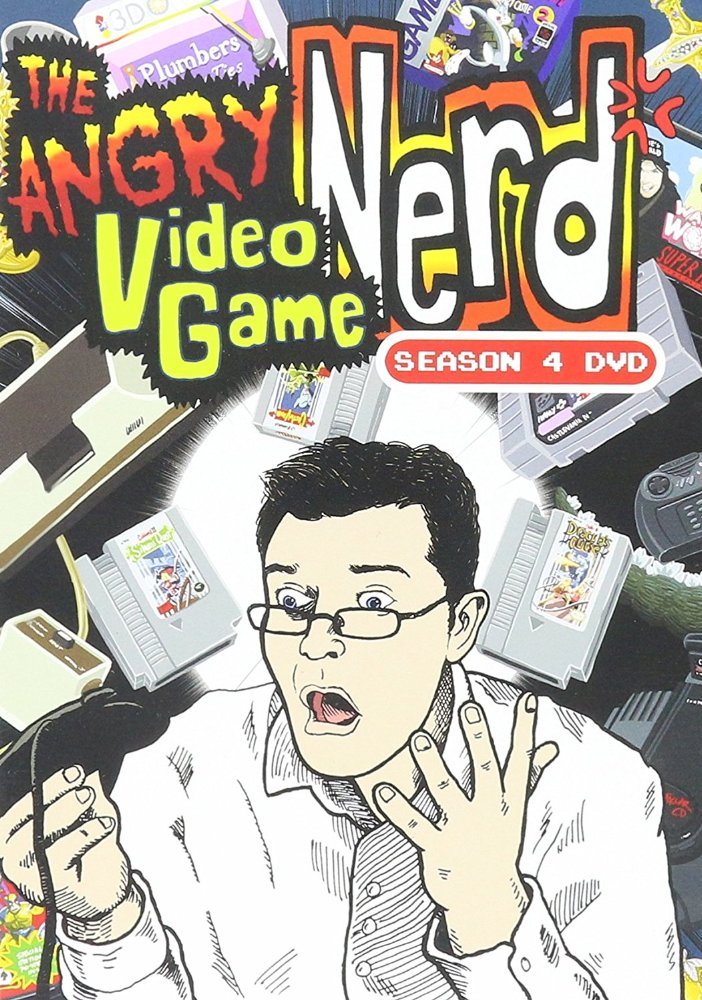 Watch Movie The Angry Video Game Nerd - Season 2