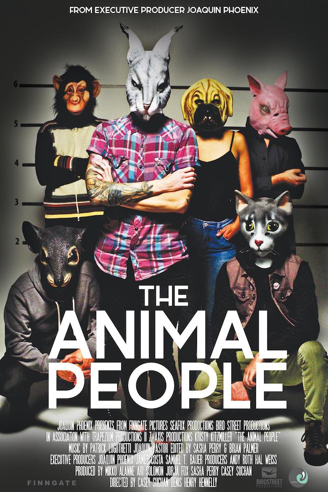Watch Movie The Animal People