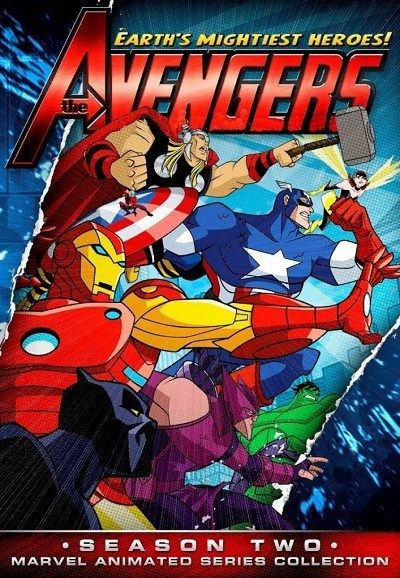 Watch Movie The Avengers: Earth's Mightiest Heroes - Season 2