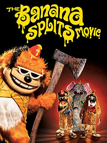 Watch Movie The Banana Splits Movie