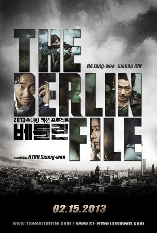 Watch Movie The Berlin File