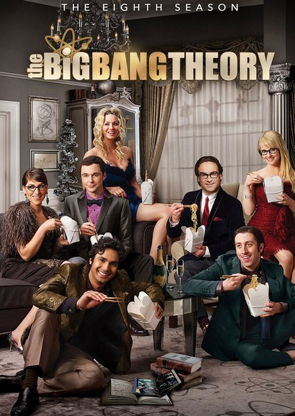 Watch Movie The Big Bang Theory - Season 8