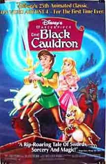 Watch Movie The Black Cauldron