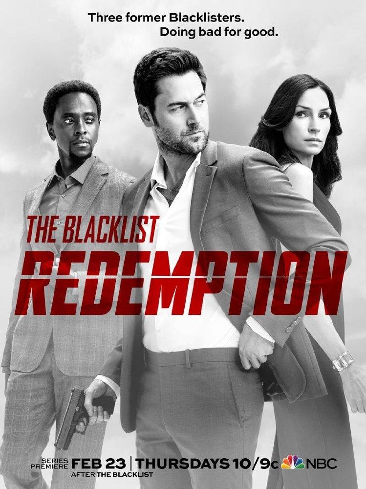 Watch Movie The Blacklist: Redemption - Season 1