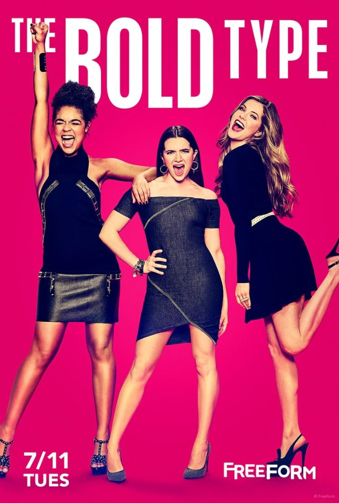 Watch Movie The Bold Type - Season 1