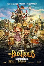 Watch Movie The Boxtrolls