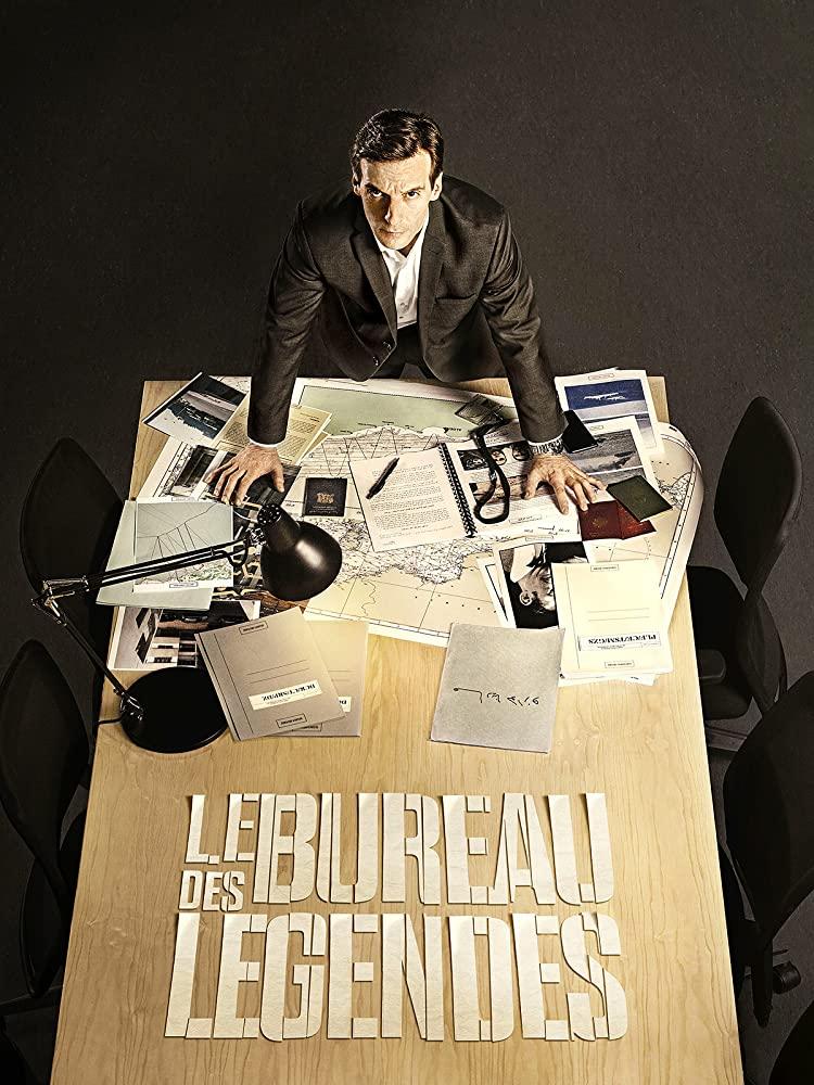 Watch Movie The Bureau - Season 5