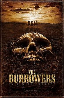 Watch Movie The Burrowers