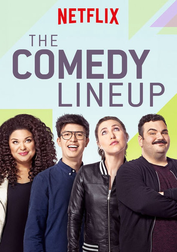 Watch Movie The Comedy Lineup - Season 1