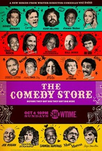 Watch Movie The Comedy Store - Season 1