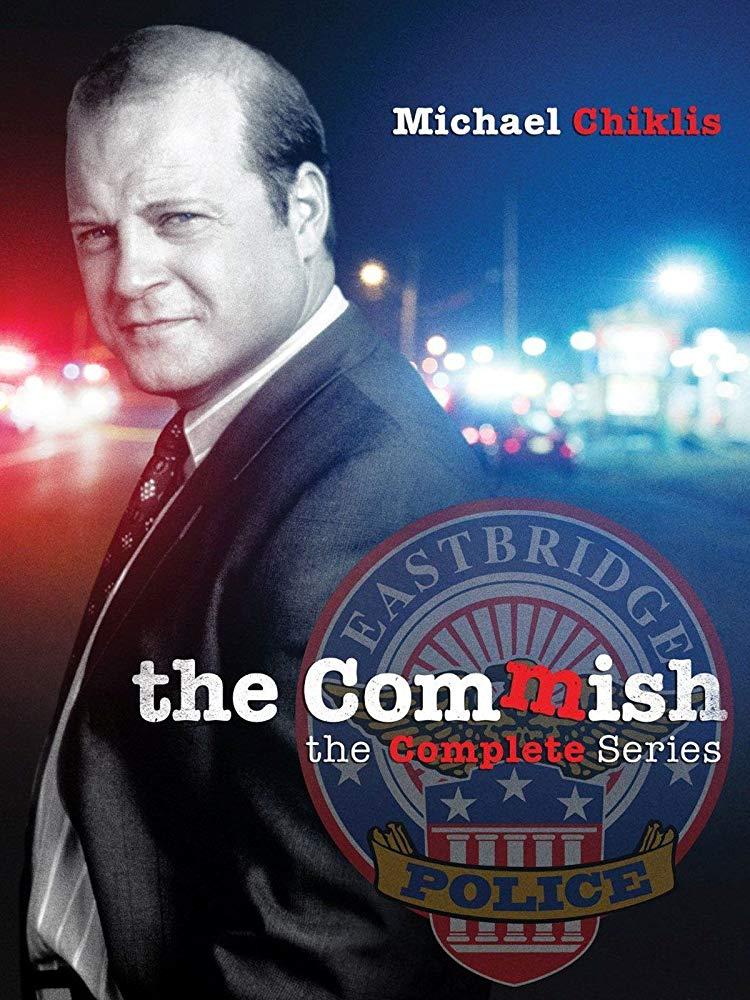 Watch Movie The Commish - Season 4