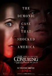 Watch Movie The Conjuring: The Devil Made Me Do It (2021)