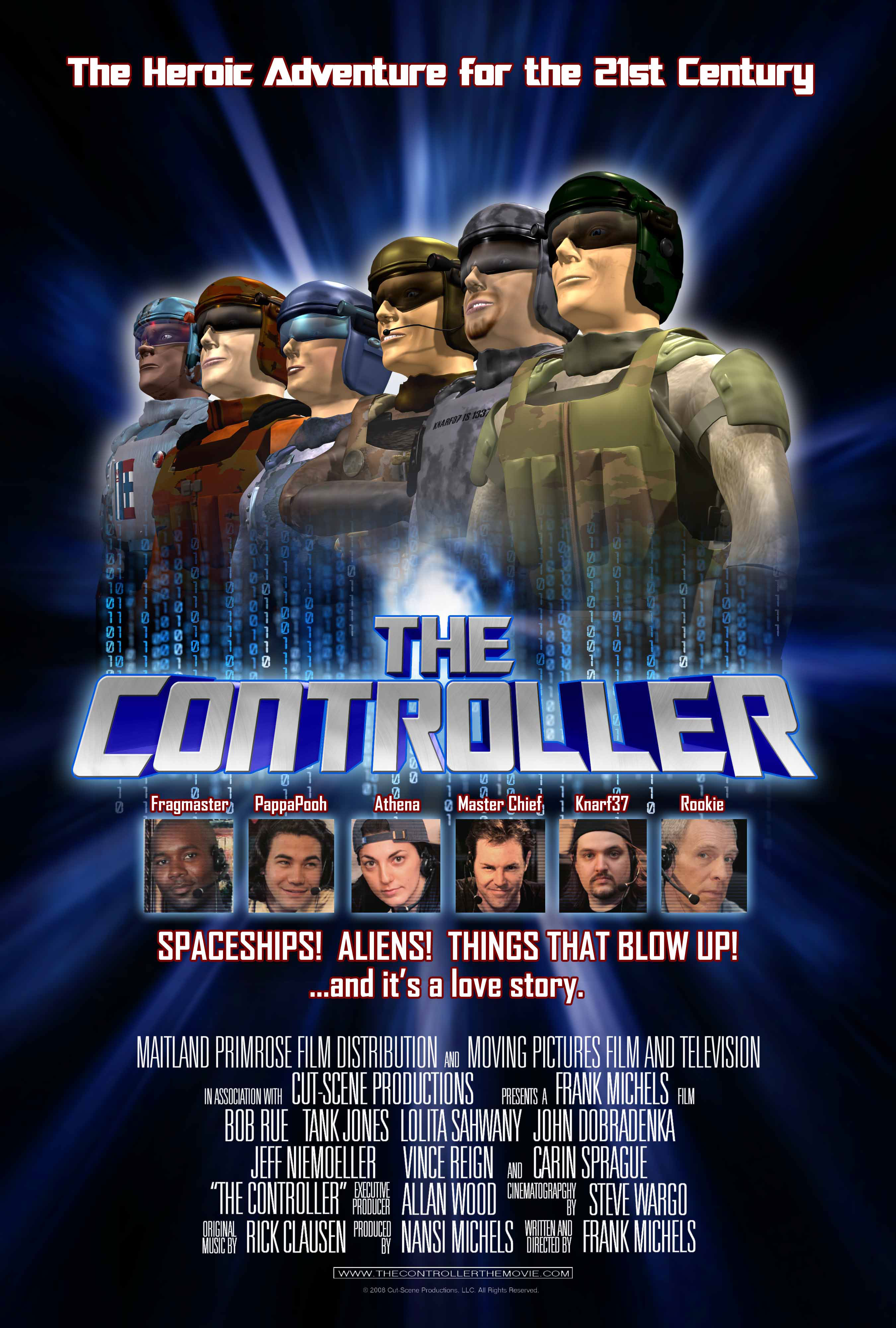 Watch Movie The Controller