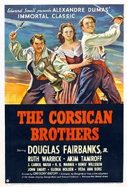 Watch Movie The Corsican Brothers