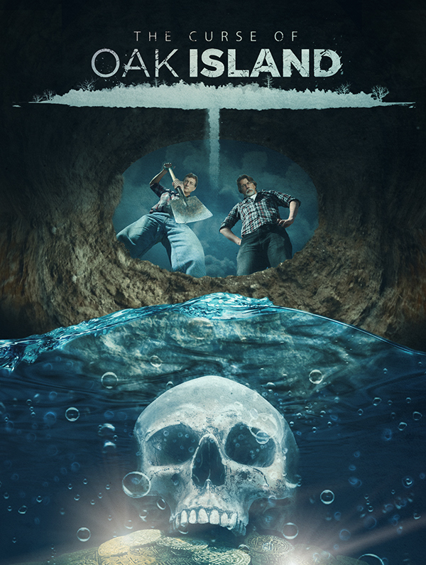 Watch Movie The Curse of Oak Island - Season 4