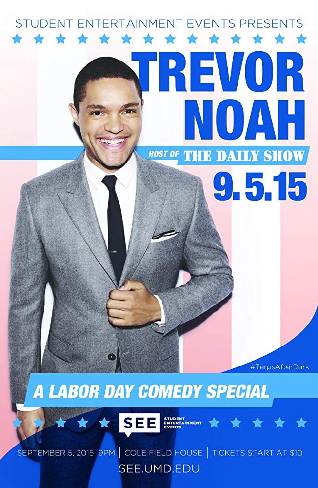 Watch Movie The Daily Show With Trevor Noah - Season 2016