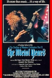 Watch Movie The Decline of Western Civilization Part 2: The Metal Years
