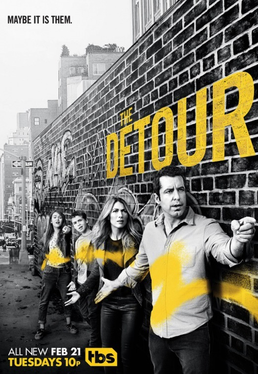 Watch Movie The Detour - Season 2