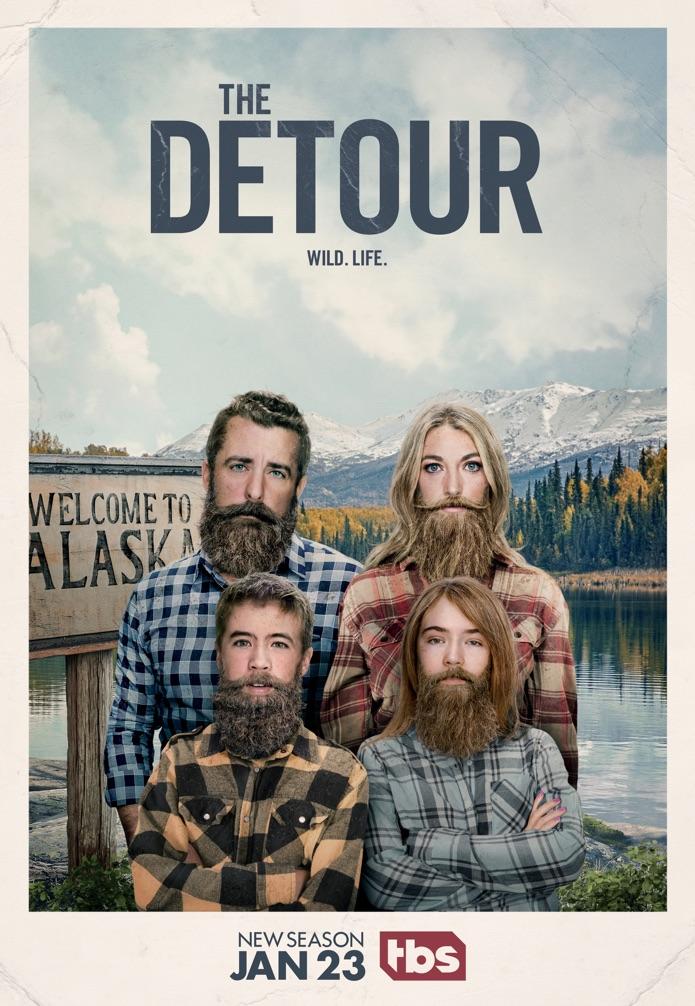 Watch Movie The Detour - Season 3