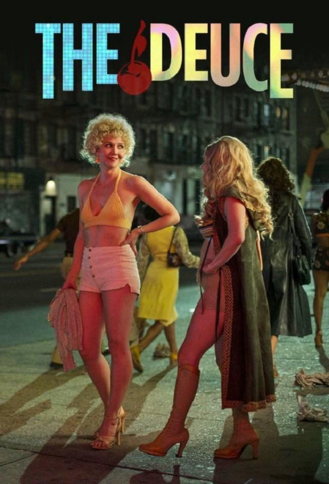 Watch Movie The Deuce - Season 2