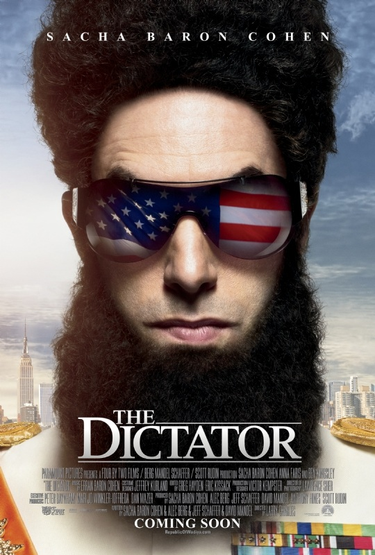 Watch Movie The Dictator