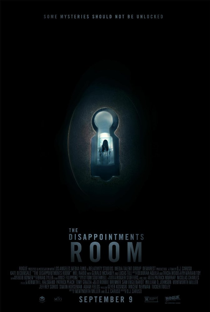 Watch Movie The Disappointments Room