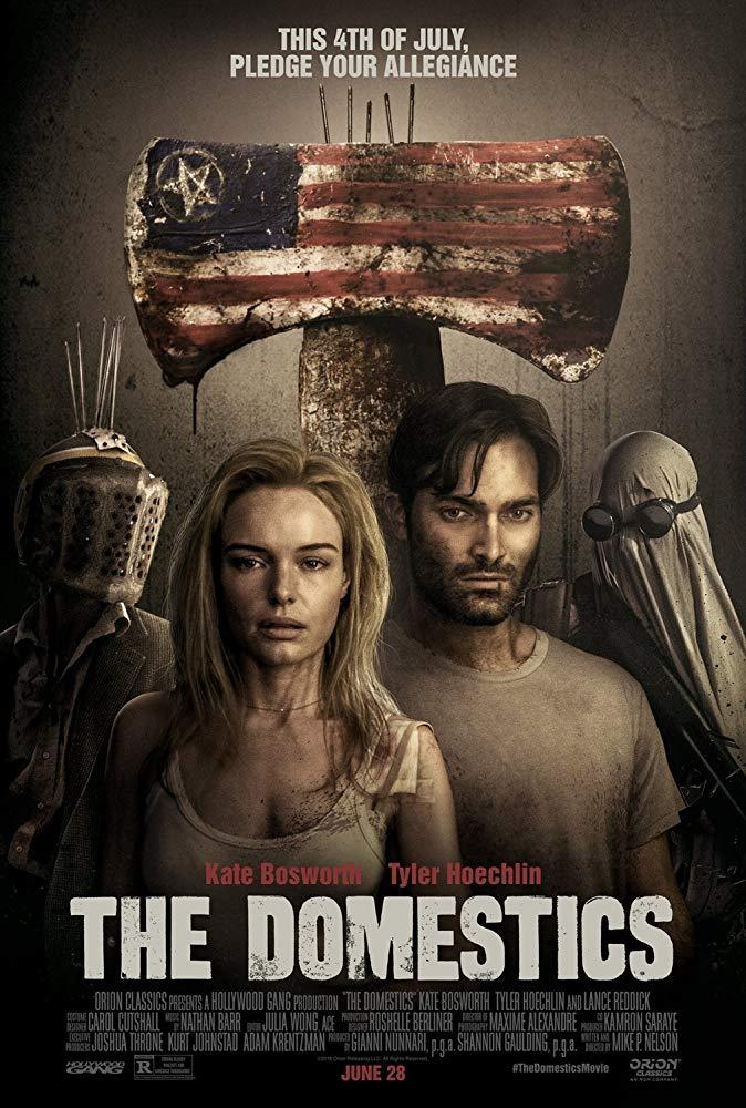 Watch Movie The Domestics