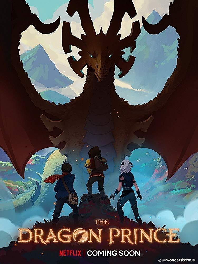 Watch Movie The Dragon Prince - Season 2