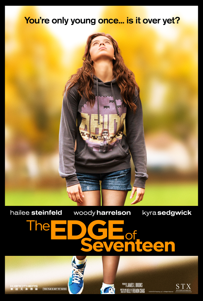 Watch Movie The Edge of Seventeen