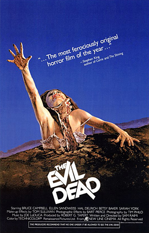 Watch Movie The Evil Dead