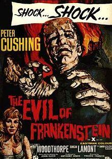 Watch Movie The Evil of Frankenstein