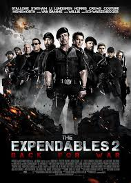 Watch Movie The Expendables 2