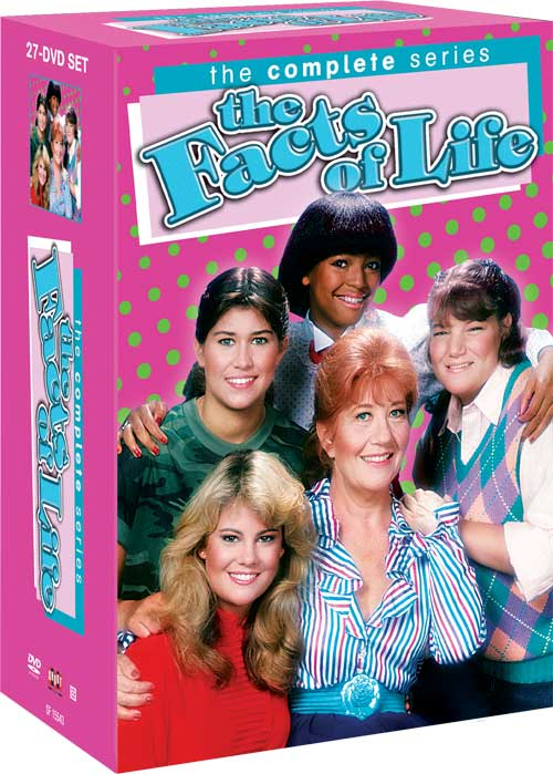 Watch Movie The Facts of Life - Season 7