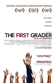 Watch Movie The First Grader