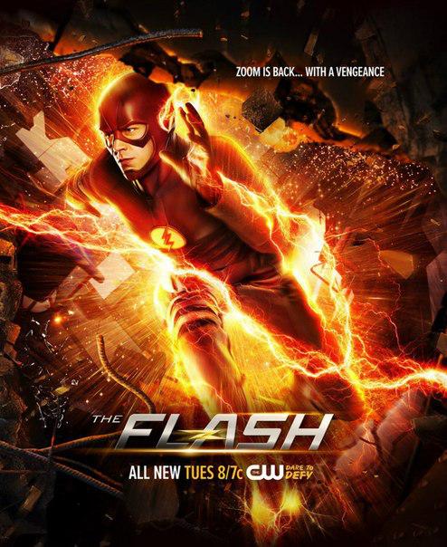 Watch Movie The Flash - Season 3