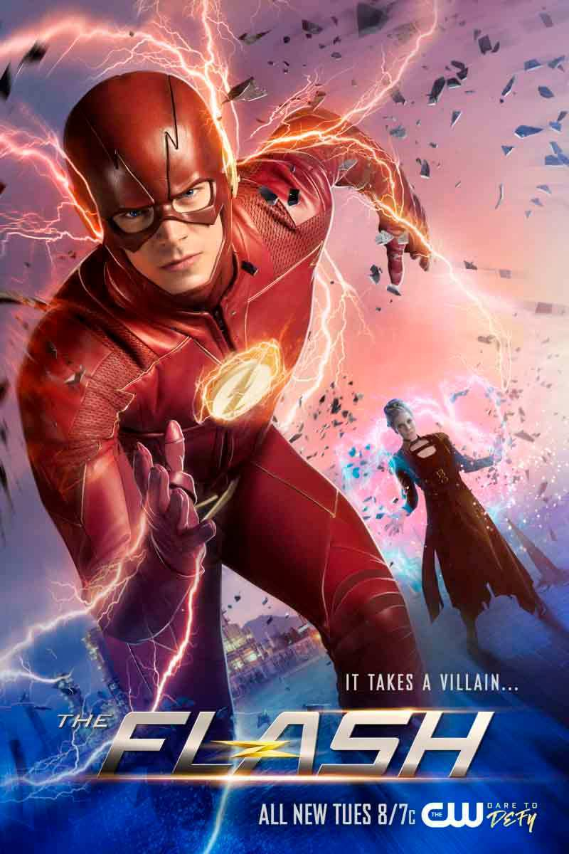 Watch Movie The Flash - Season 5