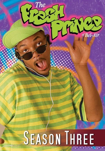 Watch Movie The Fresh Prince of Bel-Air - Season 3