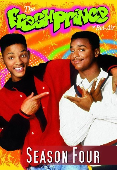 Watch Movie The Fresh Prince of Bel-Air - Season 4