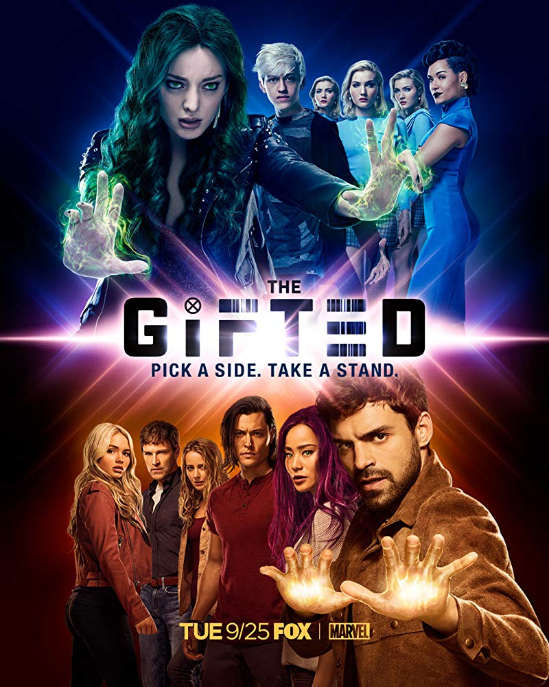 Watch Movie The Gifted - Season 2