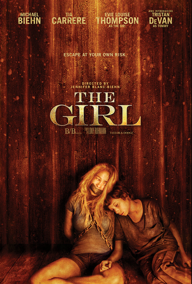 Watch Movie The Girl (Psychopath)