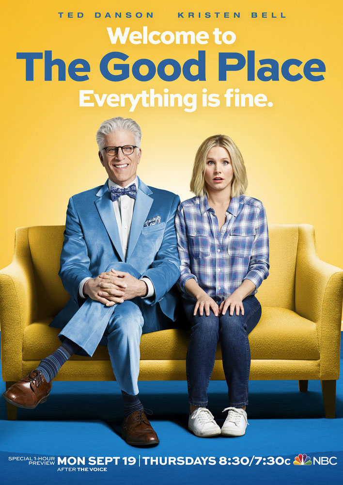 Watch Movie The Good Place - Season 2