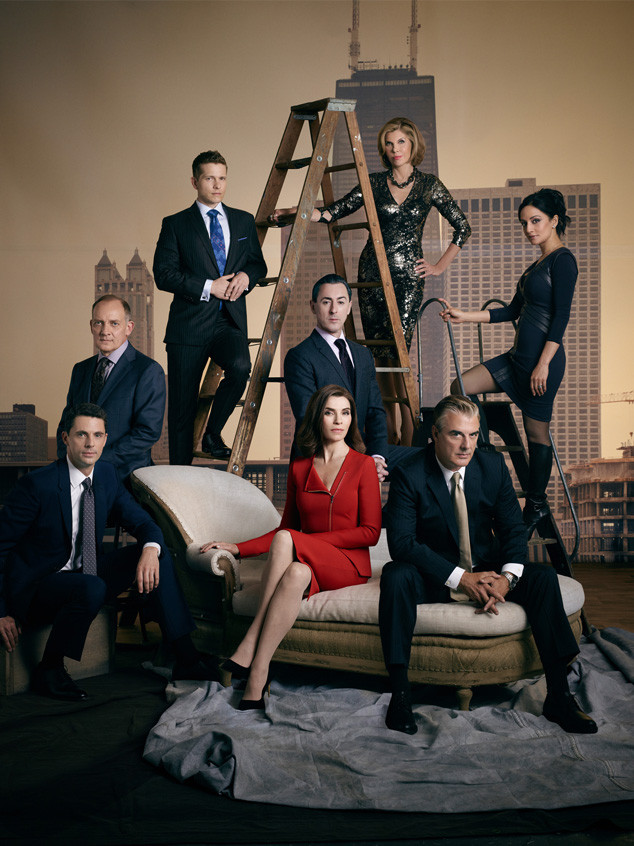 Watch Movie The Good Wife - Season 7
