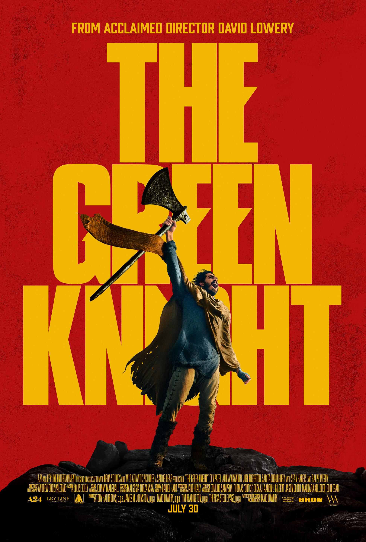 Watch Movie The Green Knight