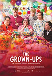 Watch Movie The Grown Ups