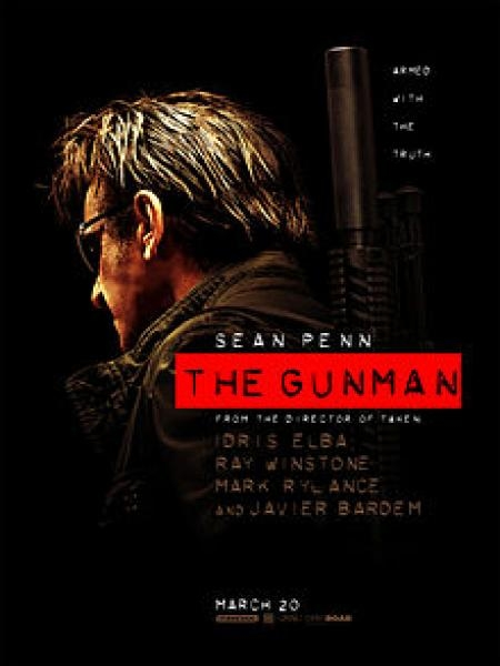 Watch Movie The Gunman