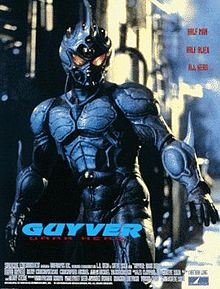 Watch Movie The Guyver