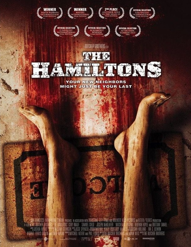 Watch Movie The Hamiltons