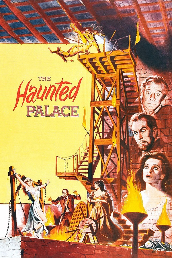 Watch Movie The Haunted Palace